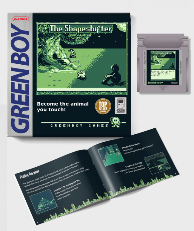 A Kickstarter campaign for a brand new Game Boy game has almost been funded