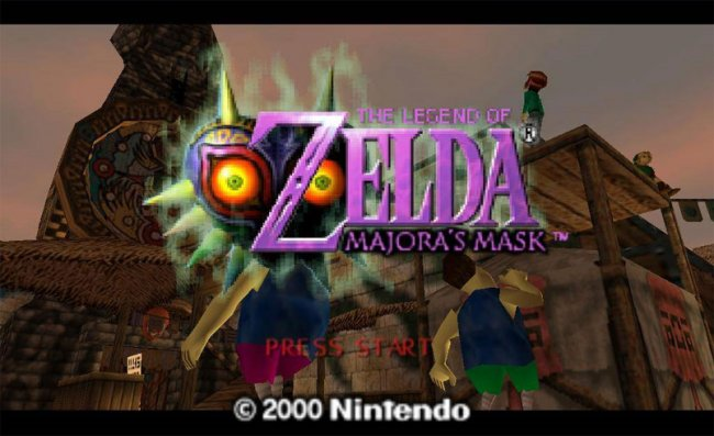 The Legend of Zelda: Majora's Mask is now available on Wii U