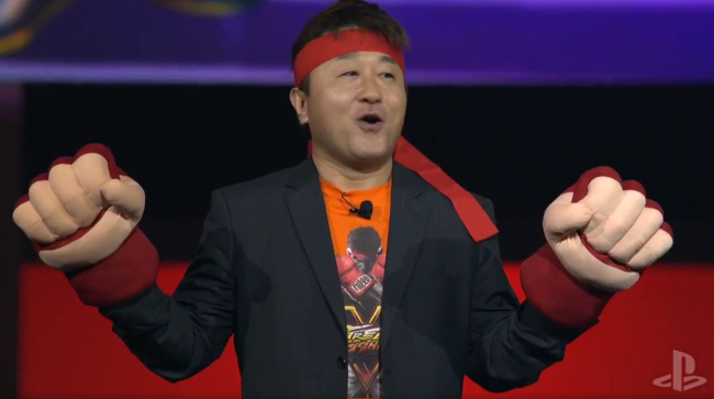 Yoshinori Ono steps down from Capcom and Street Fighter