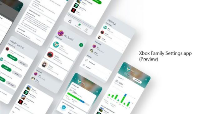 Xbox Family App launches for iOS and Android
