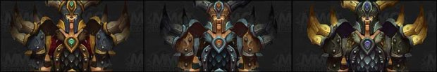 Warlords of Draenor - LFR Armor Sets