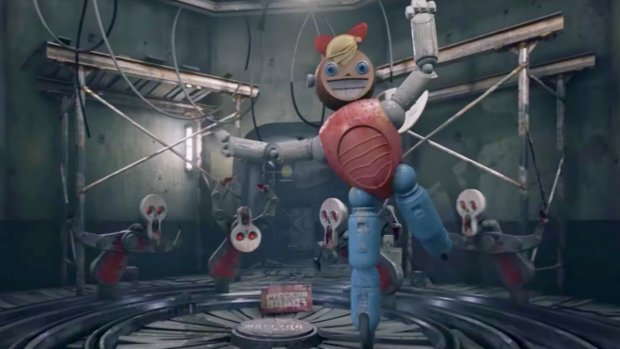 Atomic Heart: blamed and justified