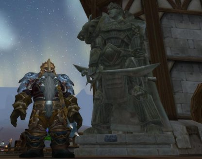 Breaking a two year hiatus from WoW