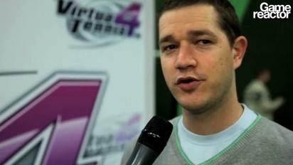 Virtua Tennis 4 - Brand Manager interview