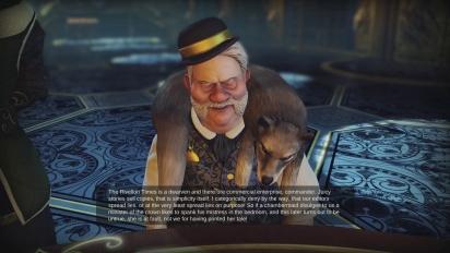 Divinity: Dragon Commander - Interactive Politics Trailer