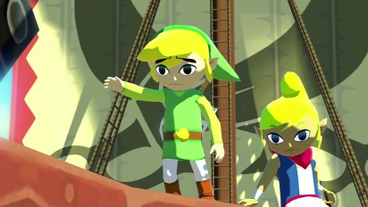 The Legend of Zelda: The Wind Waker HD - Story Trailer