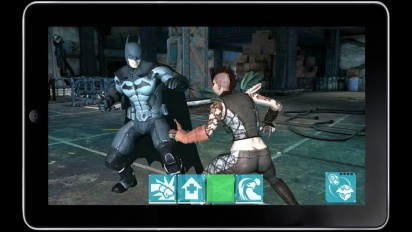 Batman: Arkham Origins - iOS Trailer