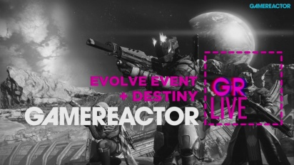 Destiny preview + Evolve event + Plants vs. Zombies: Garden Warfare - Livestream Replay