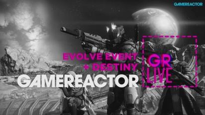 Destiny preview + Evolve event + Plants vs. Zombies: Garden Warfare - Livestream Replay