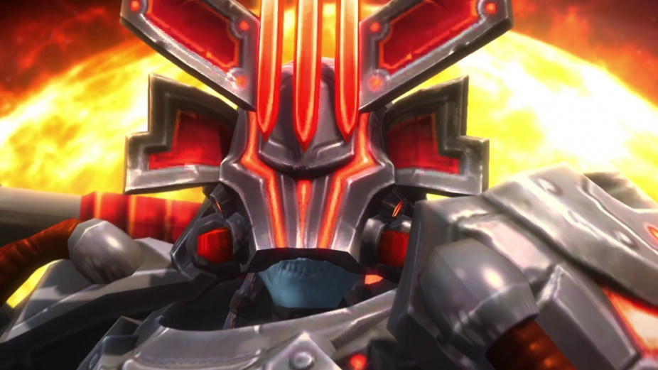 Heroes of the storm space lord leoric trailer gamereactor - Heroes of the storm space lord leoric ...