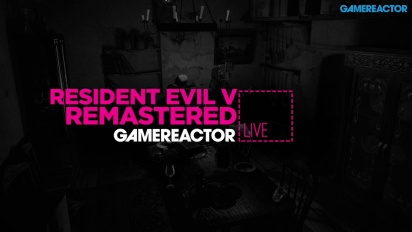 Resident Evil 5 Remastered - Livestream Replay