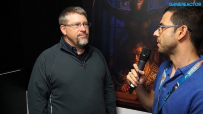 The Elder Scrolls Online - Matt Firor Interview