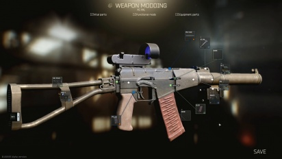 Escape from Tarkov - Alpha Weapon Customisation 2