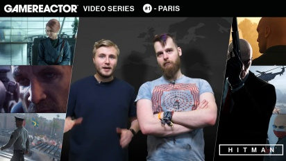 Hitman Season 1 Interview Series - Chapter 1: Paris