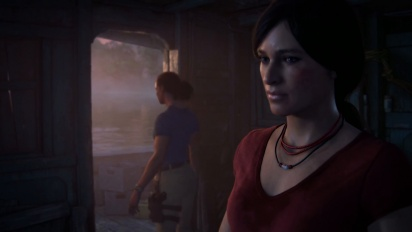 Uncharted: The Lost Legacy - Riverboat Revelation Cinematic