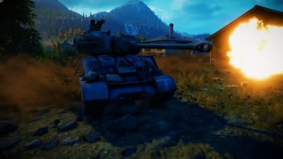 World of Tanks – Mercenaries Update Official Teaser Trailer