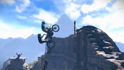 Trials Rising - Crash & Sunburn DLC Reveal Trailer
