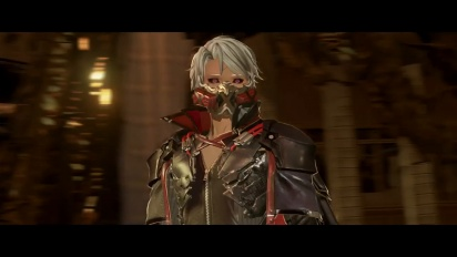 Code Vein - Demo Announcement Trailer