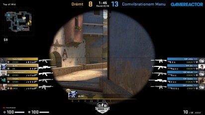 OMEN by HP Liga - Comvibrationem Manu vs Drémt  on Mirage.