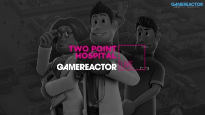 Two Point Hospital - Console Release Livestream Replay