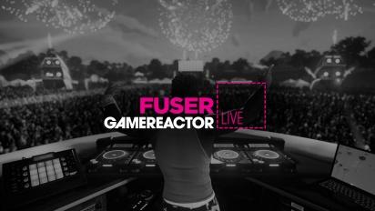 Fuser - Launch Livestream Replay Part 1