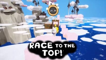 Neko Ghost, Jump! - Official Gameplay Trailer | E3 2021
