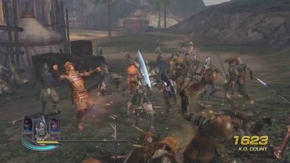 Warriors Orochi 3 Hyper - Extended TGS12 Trailer