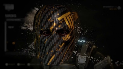 Army of Two: The Devil's Cartel - Mask Customisation Trailer