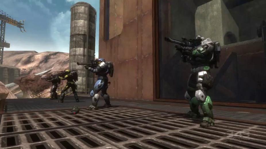 Halo Reach gets Defiant - Halo: Reach - Gamereactor
