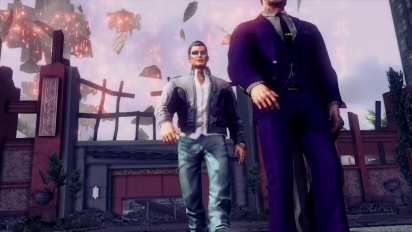 Saints Row IV  - Gat is Back Trailer