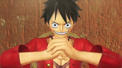 One Piece: Pirate Warriors 2 - Gameplay Introduction Trailer