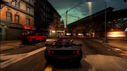 Ridge Racer Unbounded - Behind the game Trailer