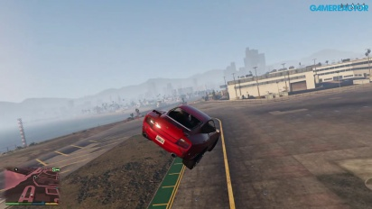 GTA V Stunts Compilation