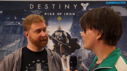 Destiny: Rise of Iron - Eric Osborne Interview