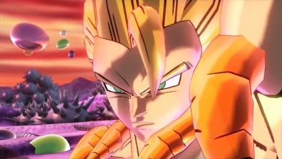 Dragon Ball Xenoverse 2 - Restore the History Trailer