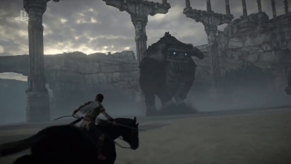 Shadow of the Colossus - PS4 Remake Trailer