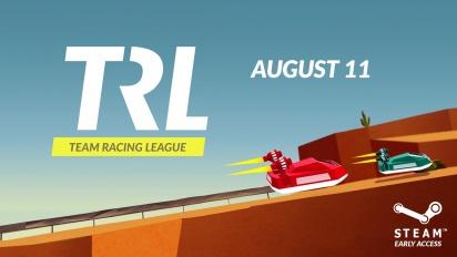 Team Racing League - Release Trailer