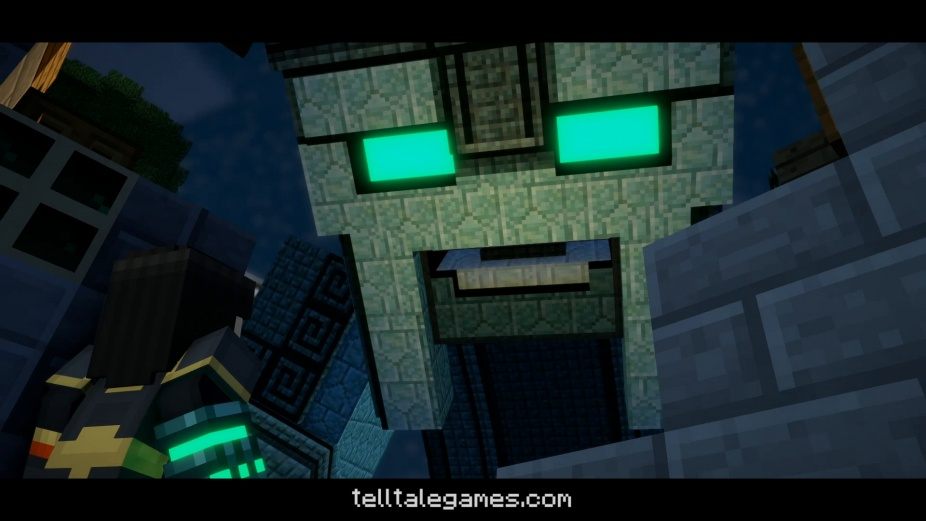 Minecraft Story Mode Season 2 Episode Two Trailer