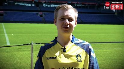 Brøndby Esports - Jesper 'Pilm' Prang Interview