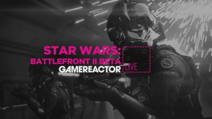 Star Wars Battlefront II Beta - Livestream Replay