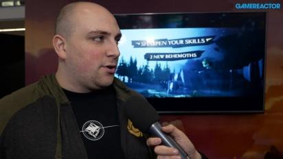 Dauntless - Jordan Dodds Interview