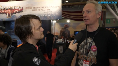 Divinity: Original Sin II - Swen Vincke Interview