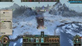 Total War: Warhammer II - Crone Hellebron Dark Elves Gameplay