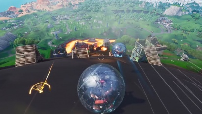 Fortnite - The Baller Teaser