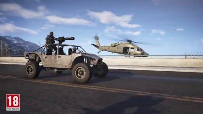 Ghost Recon Wildlands - Free Weekend Trailer