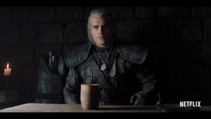 The Witcher - Character Introduction: Geralt of Rivia
