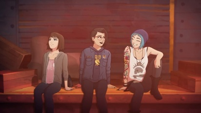 Life is Strange: True Colors / Remastered Collection - Nintendo Switch E3 2021 Trailer