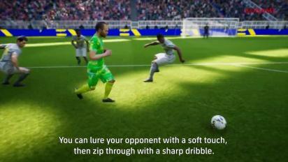 eFootball - Gamescom 2021 Gameplay Trailer