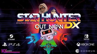 Star Hunter DX - All Formats Launch Trailer