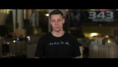 Halo 4 - Welcome to Halo Week - Drop Shock